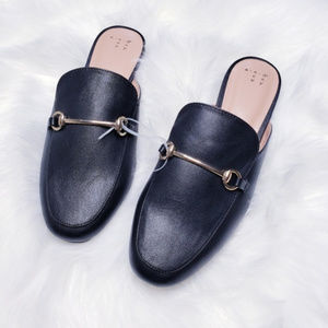 A New Day | New Gucci- inspired slip on loafers